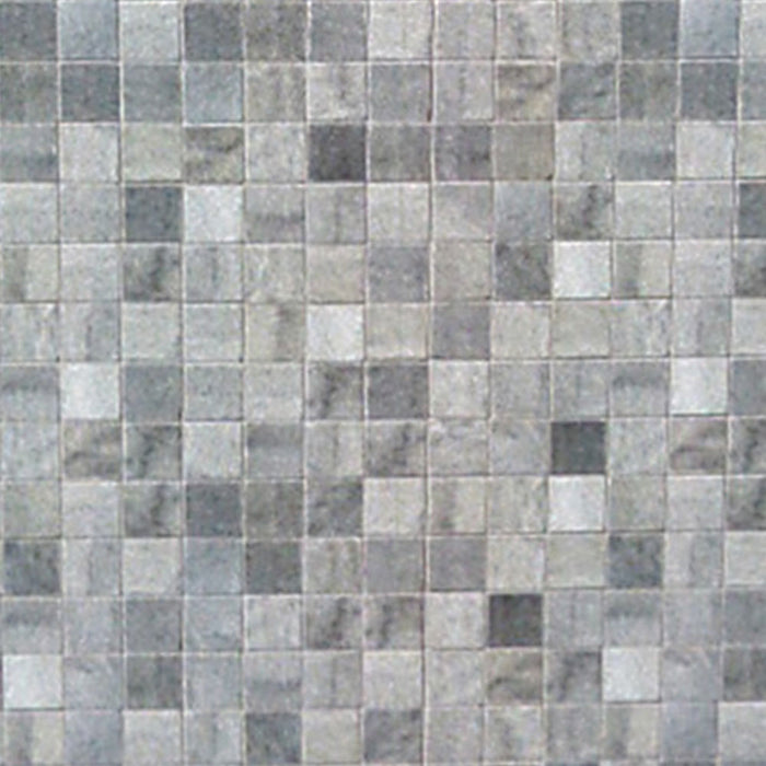 Grey Mosaic Wall Cladding 2.6mtrs x 350mm x 5mm (Box of 18) - Home Improvement Supplies Ltd