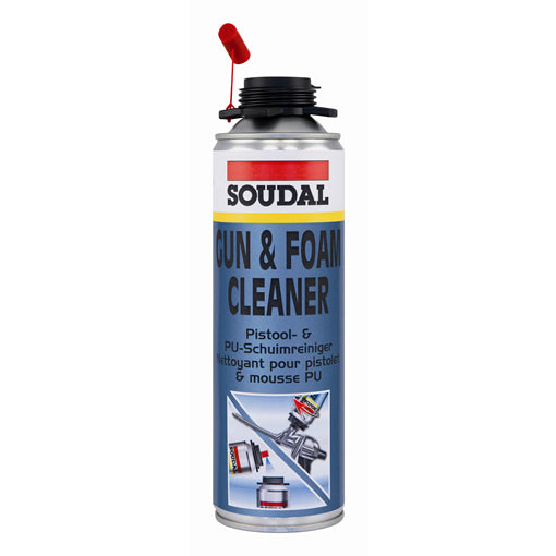 Gun & Foam Cleaner 500ml - Home Improvement Supplies Ltd