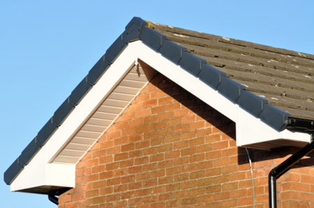 Manthorpe Ridge Tile Covers {Dry Verge} Handed - Home Improvement Supplies Ltd