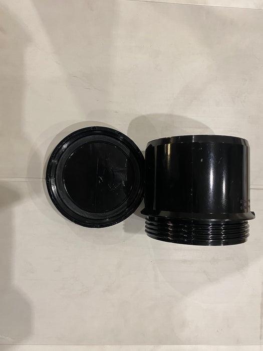 Soil Pipe Screwed Access End Cap - Home Improvement Supplies Ltd