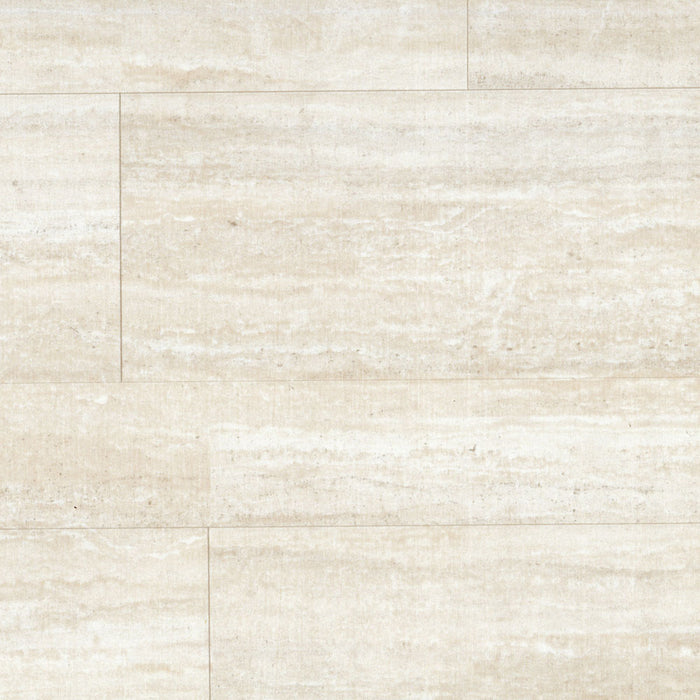 White Dune Tile Wall Cladding 2.6mtrs x 375mm x 8mm (Box of 12) - Home Improvement Supplies Ltd