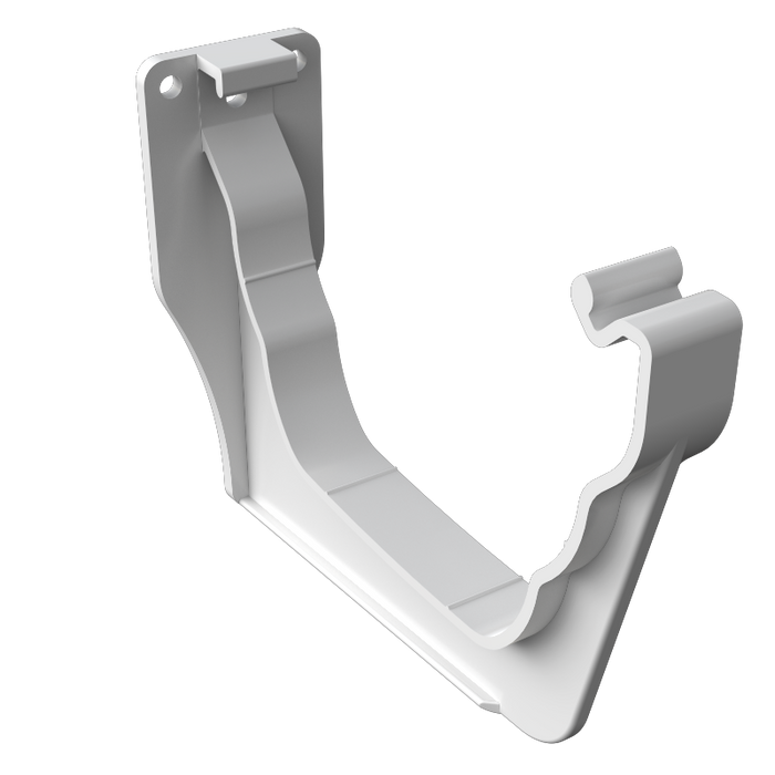 Freeflow Ogee Gutter Bracket White - Home Improvement Supplies Ltd