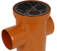 Underground Back Inlet Bottle Gully 110mm - Home Improvement Supplies Ltd