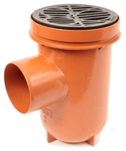 Underground Bottle Gully Standard 110mm - Home Improvement Supplies Ltd