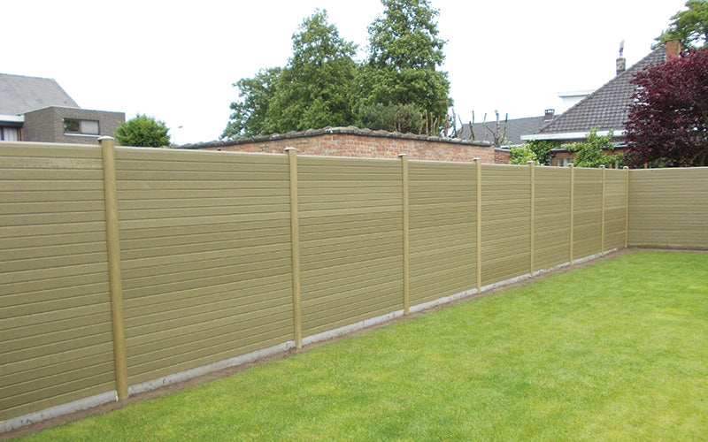 Fencing Panel Gravel Boards 6ft x 300mm - Home Improvement Supplies Ltd