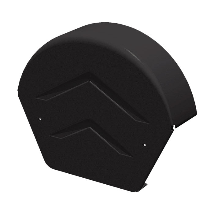 Ridge End Top Cap Round or Pointed - Home Improvement Supplies Ltd