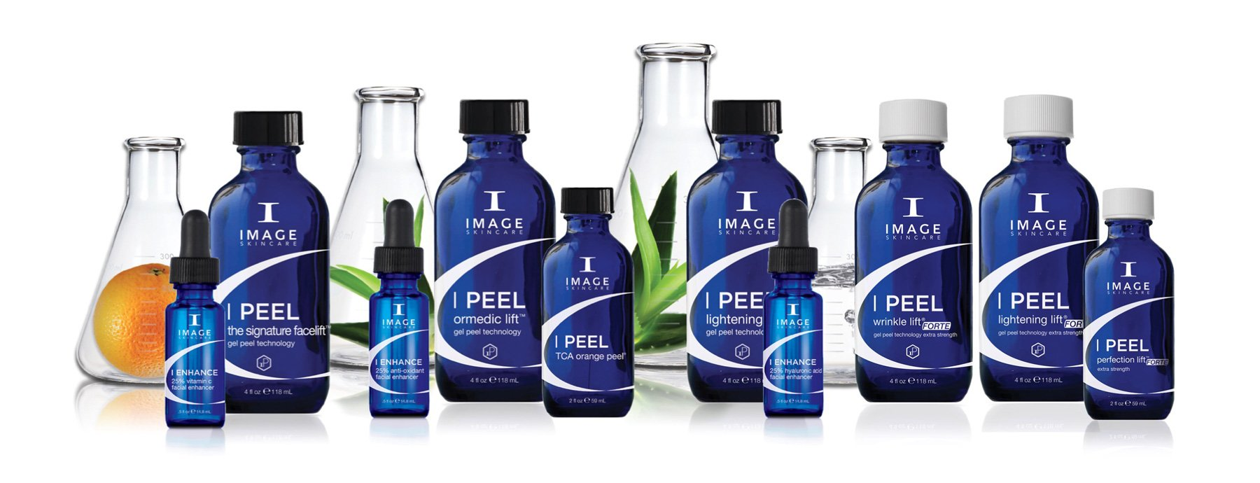 IMAGE Skincare Peel Collection