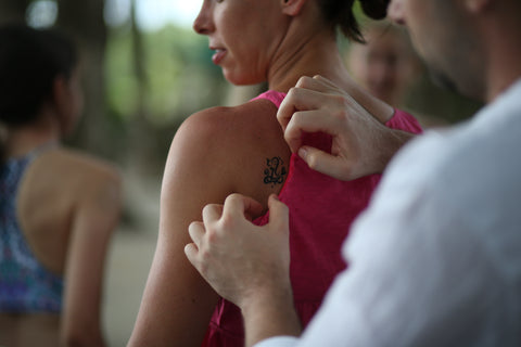 myTaT - yoga mini temporary tattoos