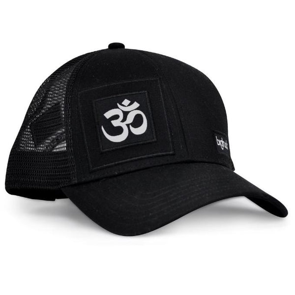 Big Truck Black Aum Hat - myTaT