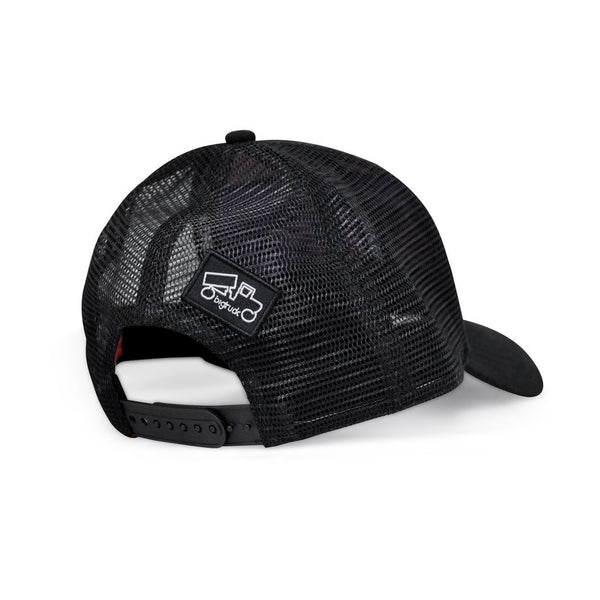 Snapback Trucker Yoga Om, Ohm, Aum Black Hat