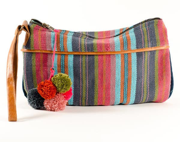 Fair Trade - Handmade Boho Clutch