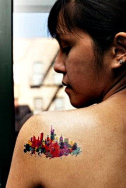 NYC Temporary Tattoo Set - MyTaT