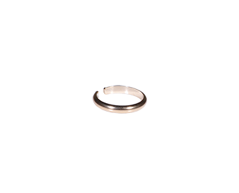 Adjustable Toe Ring - 3mm Gold - myTaT