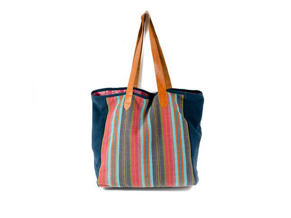 Fair Trade - Handmade Boho Tote