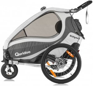 Qeridoo Bike Trailer