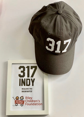 317 Hat - Caroline's Boutique Indiana