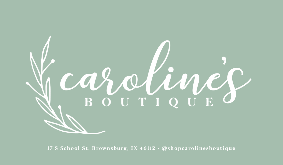 Gift Card - Caroline's Boutique Indiana