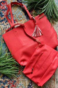 The Coral Bag