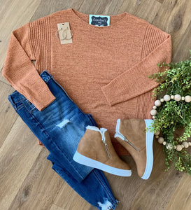 Amber light weight sweater