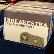 Breakestra - 'Live Mix Part 1 / No Matter Where You Go'
