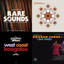 Load image into Gallery viewer, The Funk & Soul Revival: A 'Rare Sounds' Vinyl Club.