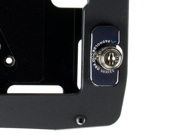 PadHoldr Pro Air Holder Locking Design