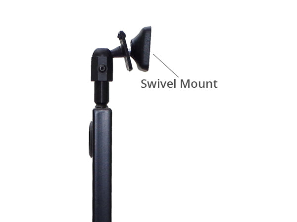 PadHoldr Kiosk Optional Swivel Mount
