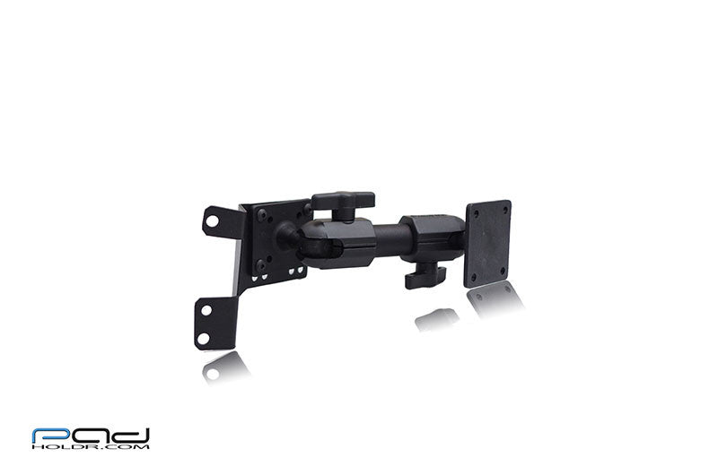 Padholdr Edge Series Premium Tablet Dash Kit 2006-2013 Peterbilt Conventional for iPad and Other Tablets Pad Holdr PHE75140-106