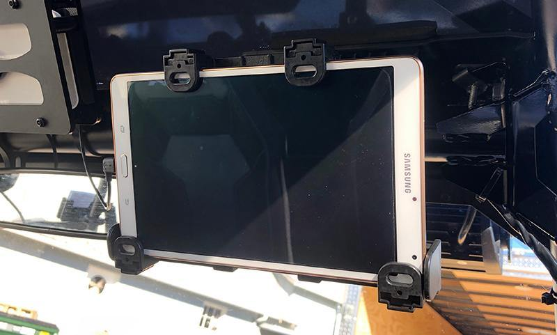 Universal UTV Tablet Mount