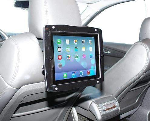 Fit Surface Pro Headrest Mount Padholdr Products Llc