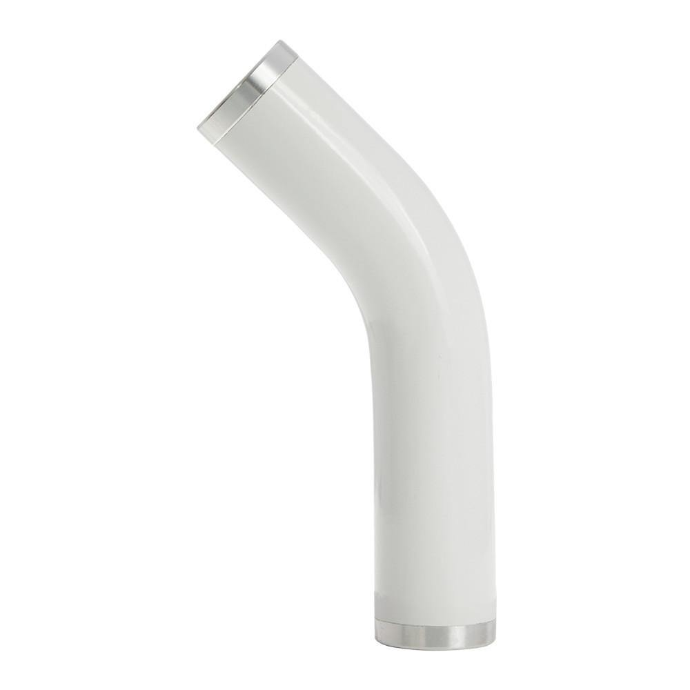 Pole Mount 45 White