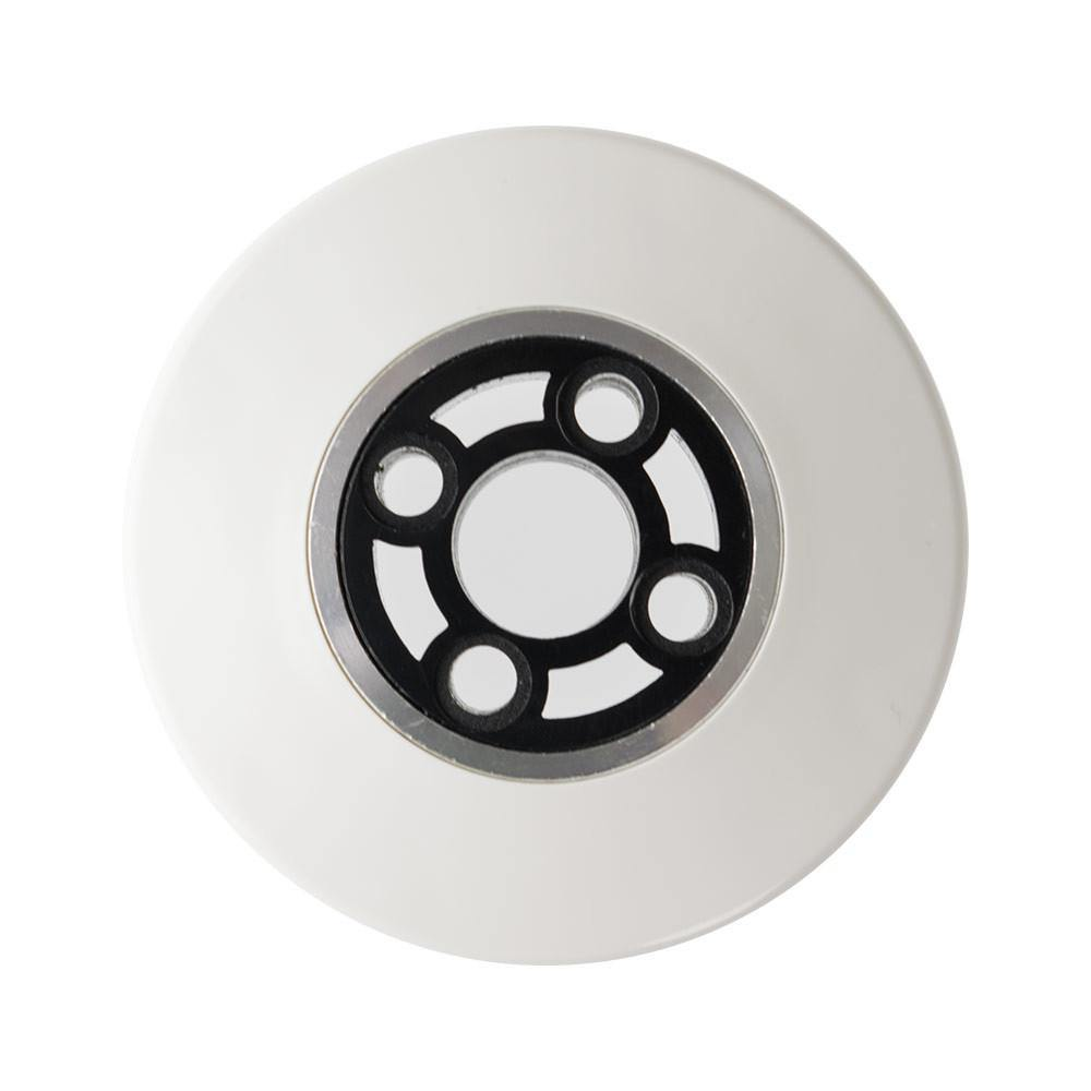 S-Line White 90-degree Swivel