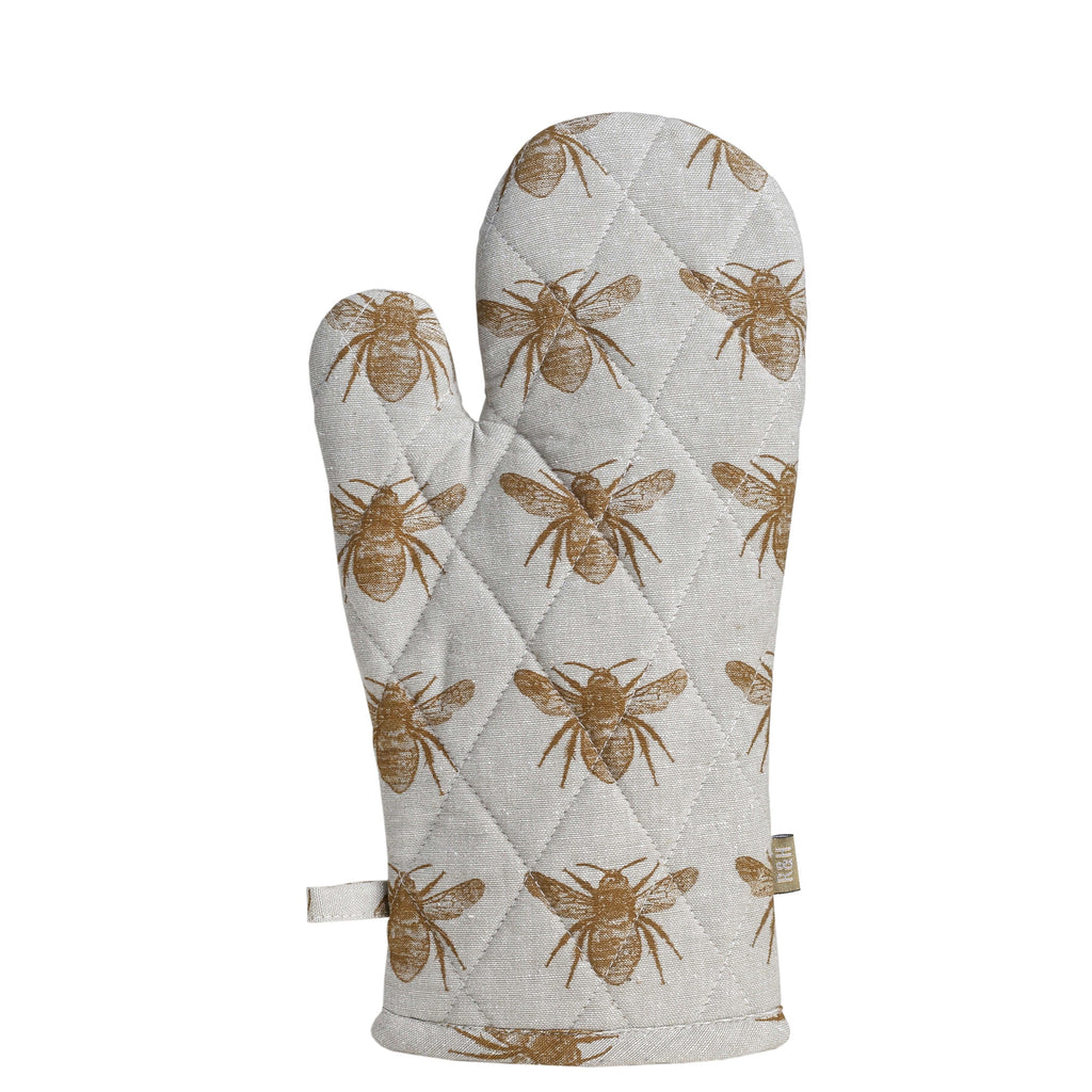 Raine + Humble Honey Bee Oven Glove Mustard
