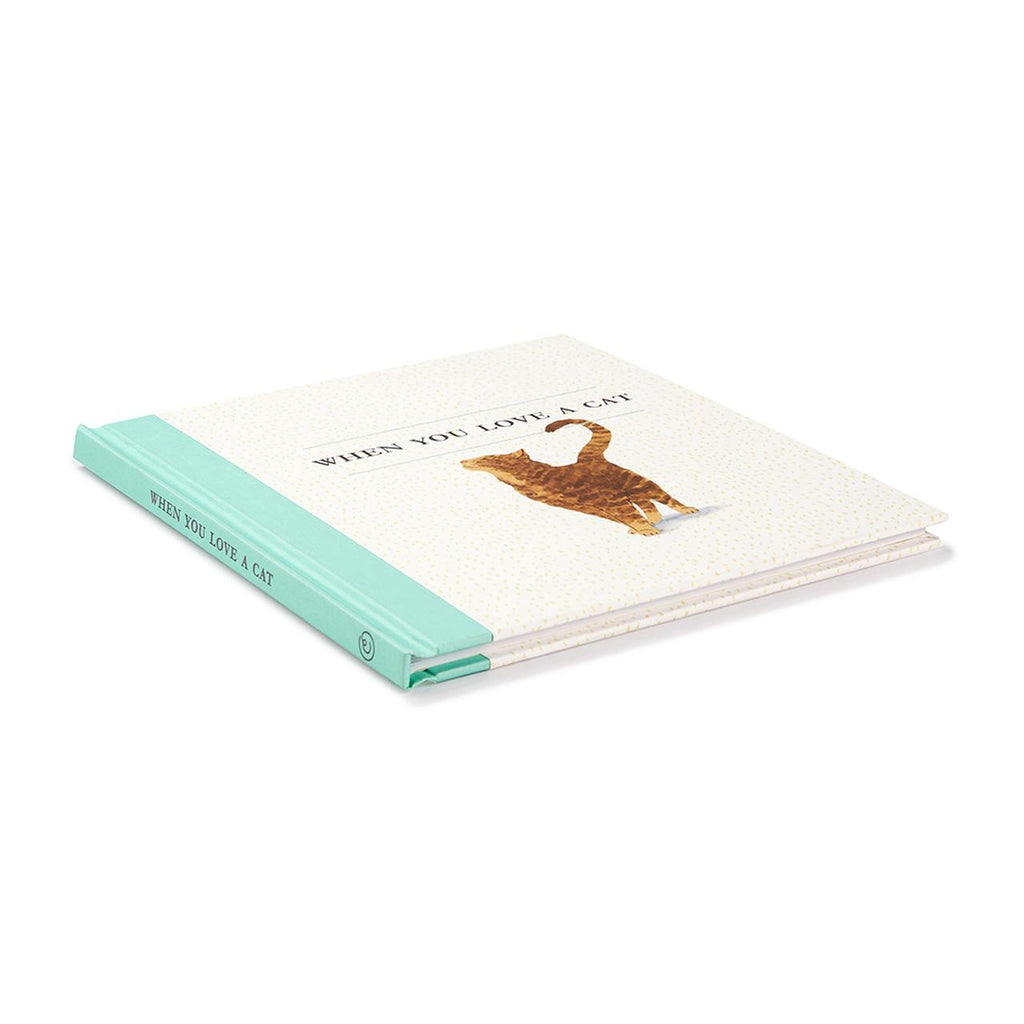 Gift Book When You Love A Cat