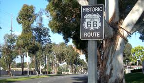 Historic Route 66/Foothill Blvd
