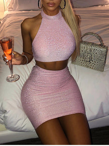 Fashion nova Two Piece Set - Pynk Kandi