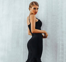 Load image into Gallery viewer, Elle Lace Bandage Dress - Pynk Kandi