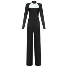 Load image into Gallery viewer, Black jumpsuit - Pynk Kandi