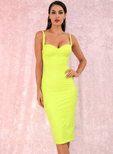 Load image into Gallery viewer, Fashion nova yellow dress - Pynk Kandi
