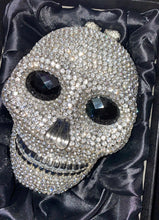 Load image into Gallery viewer, Skull Gang Crystal Clutch Bag - Pynk Kandi