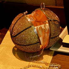 Load image into Gallery viewer, Judith leiber basketball -  Pynk Kandi