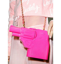 Load image into Gallery viewer, Acrylic pink pistol Clutch - Pynk Kandi