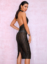 Load image into Gallery viewer, Fashion nova sexy black dress - Pynk Kandi
