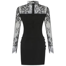 Load image into Gallery viewer, House of Cb lace Dress - Pynk Kandi