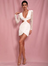 Load image into Gallery viewer, House of Cb white dress - Pynk Kandi