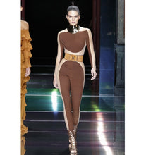 Load image into Gallery viewer, Kendall Jenner brown jumpsuit - Pynk Kandi