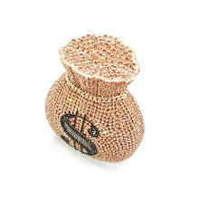 Load image into Gallery viewer, Judith leiber money clutch - Pynk Kandi