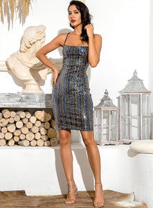 House of Cb sequin dress - Pynk Kandi