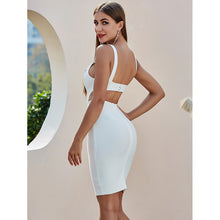 Load image into Gallery viewer, Ocean Drive Bandage Dress - Pynk Kandi