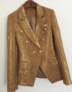Gold Member Business Jacket - Pynk Kandi
